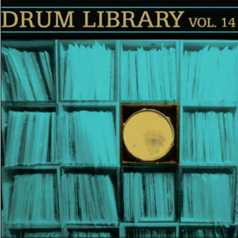 Paul Nice / Drum Library Vol.14 [LP]