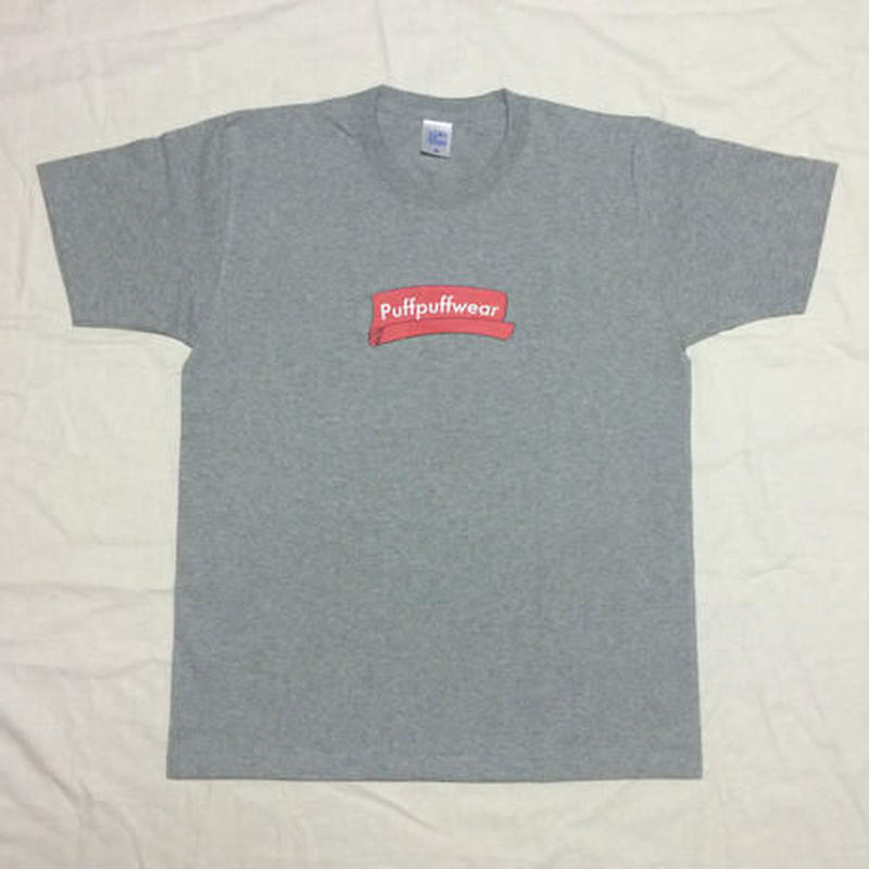 ROLLING PAPER TEE (MIX GRAY)