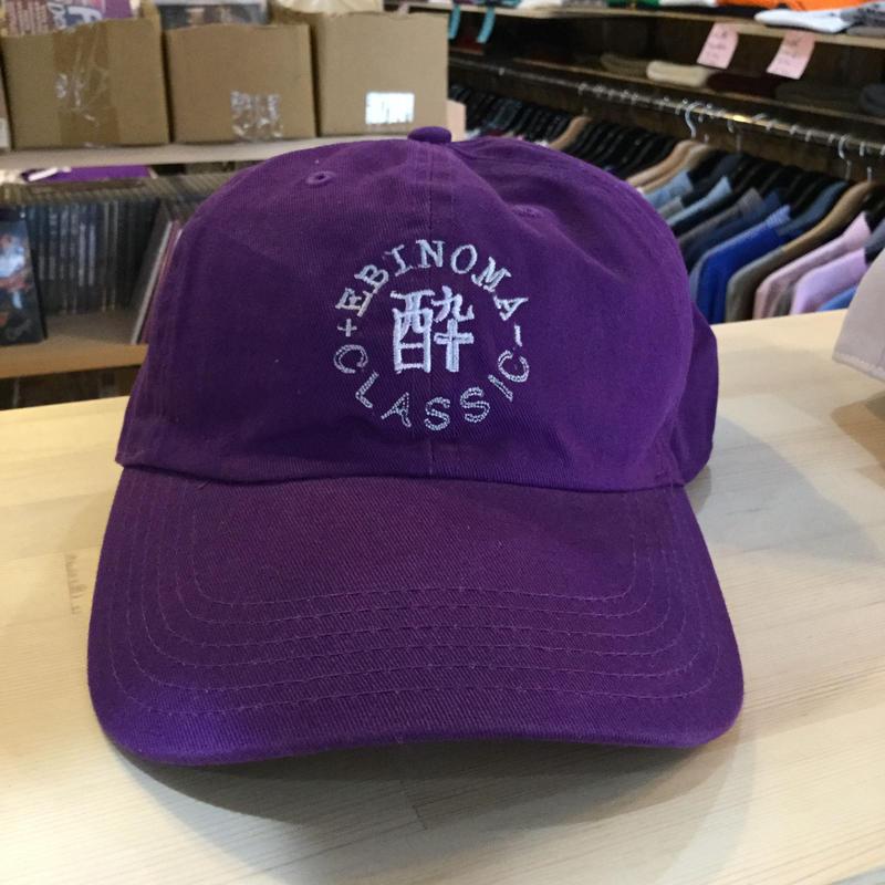 酔CLASSIC 6パネルCAP(Purple)