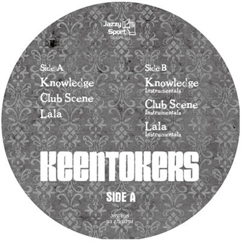 Keentokers (Budamunk + Joe Styles + OYG) / Knowledge [12inch]