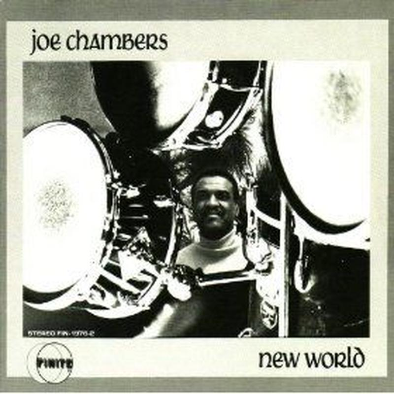 JOE CHAMBERS / New World [CD]