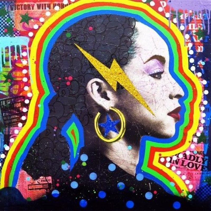 SLY5THAVE & DJ CENTER / PARADISE (FEAT. THALMA DE FREITAS) [7inch]