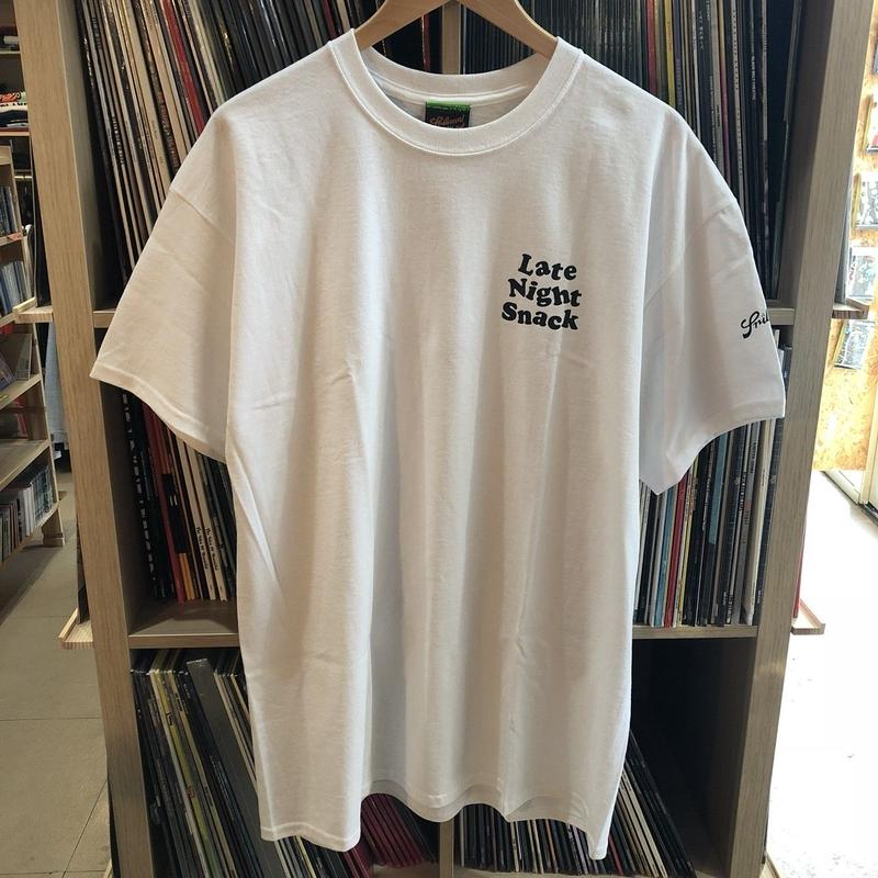 LATE NIGHT !!! : S/S T-SHIRTS(white+black)