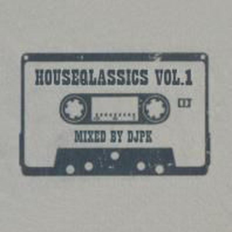 DJ PK / HOUSEQLASSICS VOL.1 [MIX CDR]