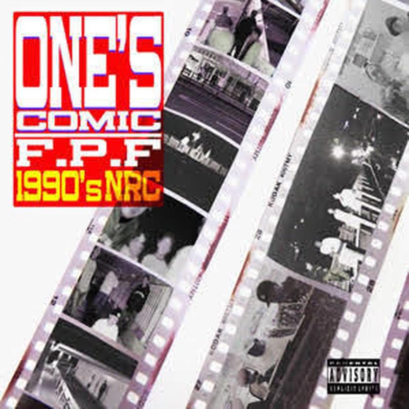F.P.F / ONE'S COMIC [CD]