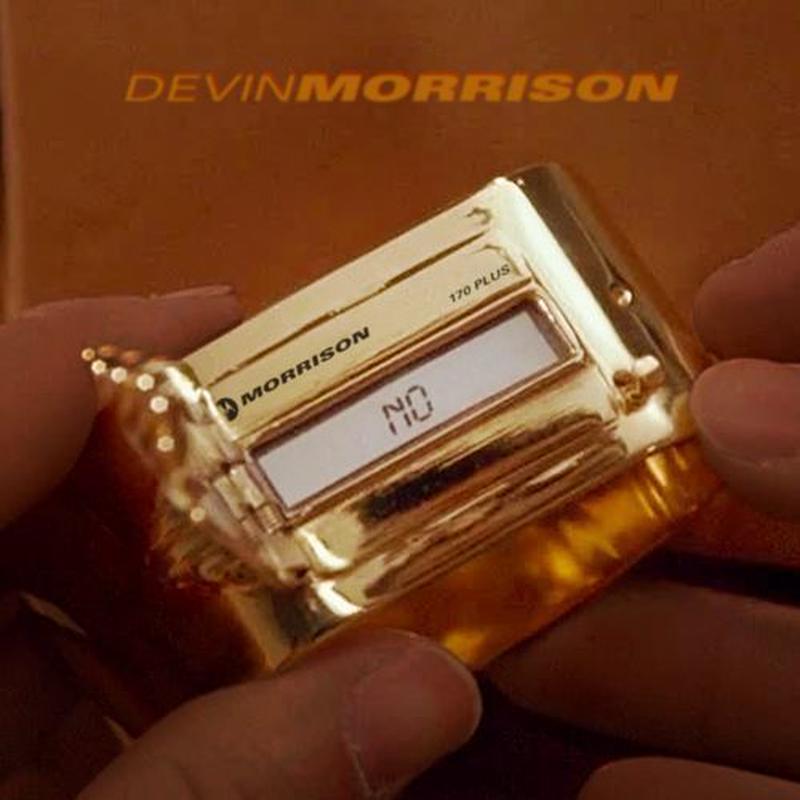 DEVIN MORRISON / No [7inch]