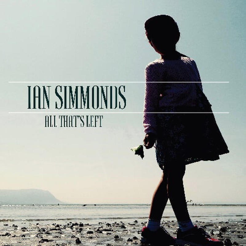 IAN SIMMOND / ALL THAT' S LEFT [CD]
