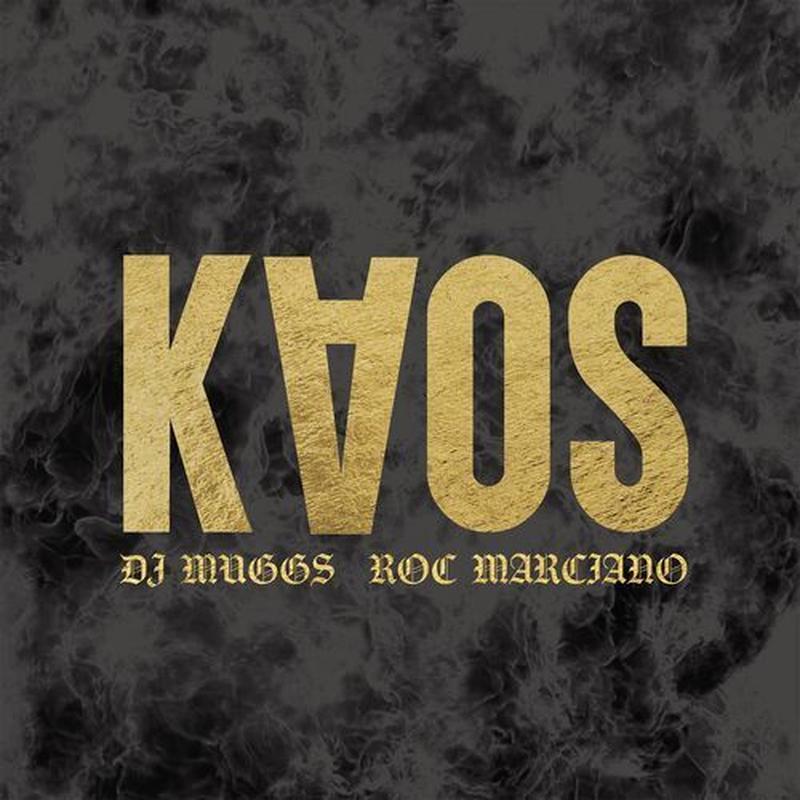 DJ MUGGS x ROC MARCIANO / KAOS [LP]