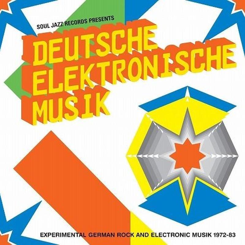 V.A / Deutsche Elektronische Musik:Experimental German Rock And Electronic Music 1972-83  [2CD]