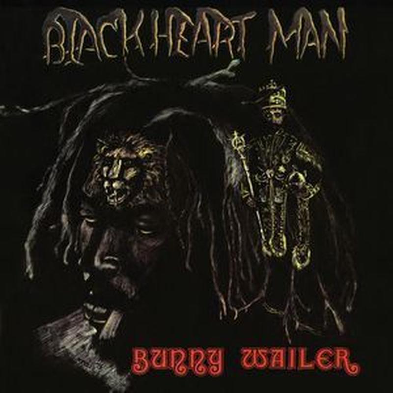 BUNNY WAILER / BLACKHEART MAN [LP]