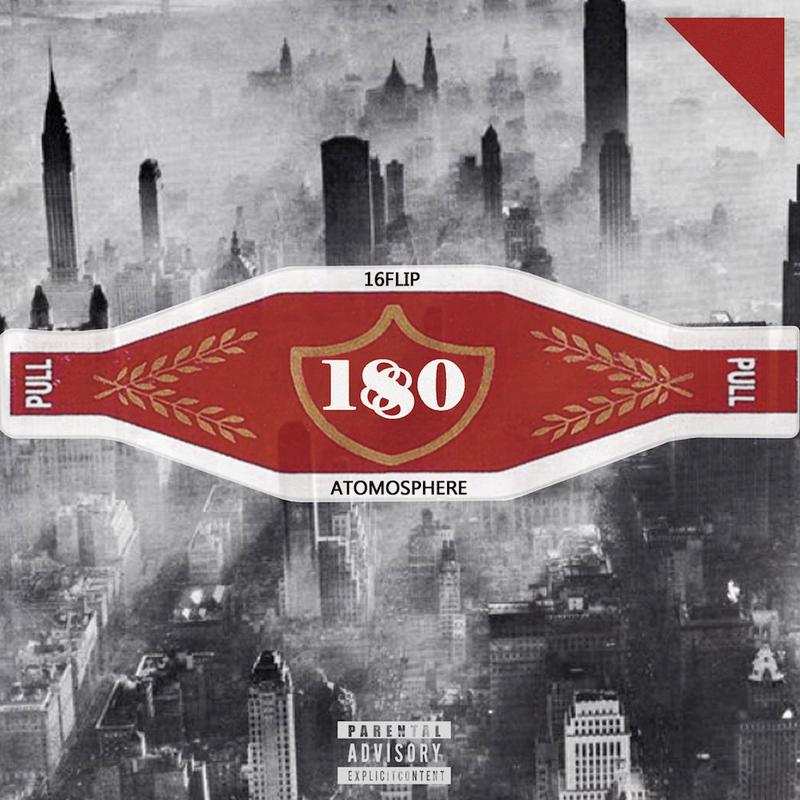 16FLIP / 180Atomosphere8 [MIX CD]