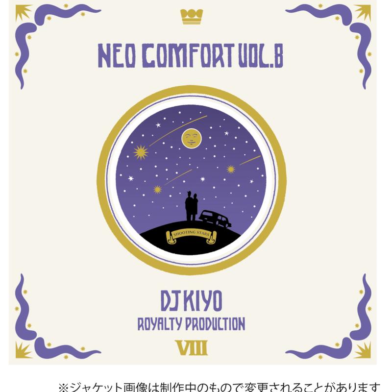 7/30 - DJ KIYO / NEO COMFORT 8-SHOOTING STARS- [MIX CD]