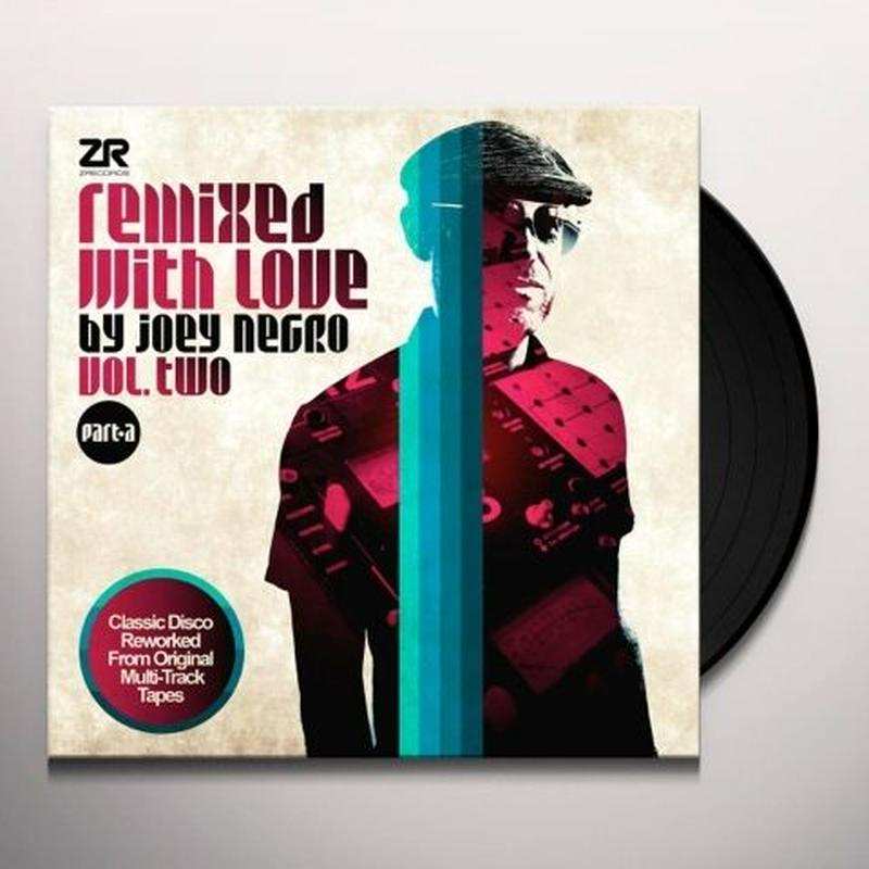 予約 - V.A. - Joey Negro / Remixed With Love By Joey Negro Vol.2 Vinyl Pt.A [2LP] -Repress!!-