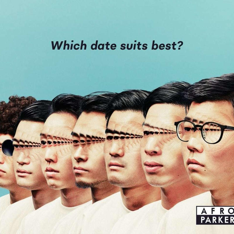 AFRO PARKER / Which date suits best? [CD]
