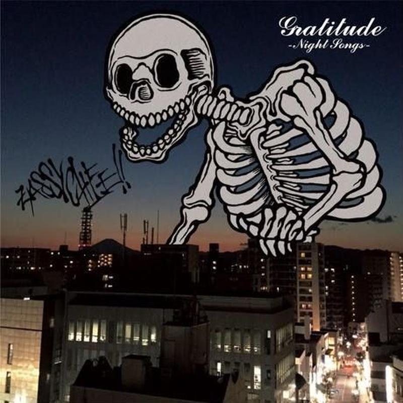 "ZASSYCHEE / The Blab Butta'#002 ""GRATITUDE -NIGHT SONGS-"" [MIX CD]"