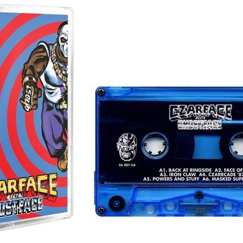 GHOSTFACE KILLAH & CZARFACE / CZARFACE MEETS GHOSTFACE [TAPE]