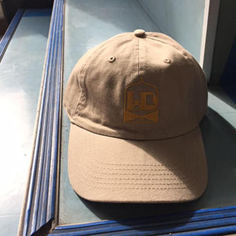 WDsounds TRADE CAP KHAKI