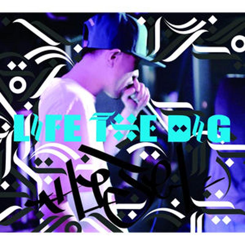 HI-JET / LIFE THE DIG [CD]