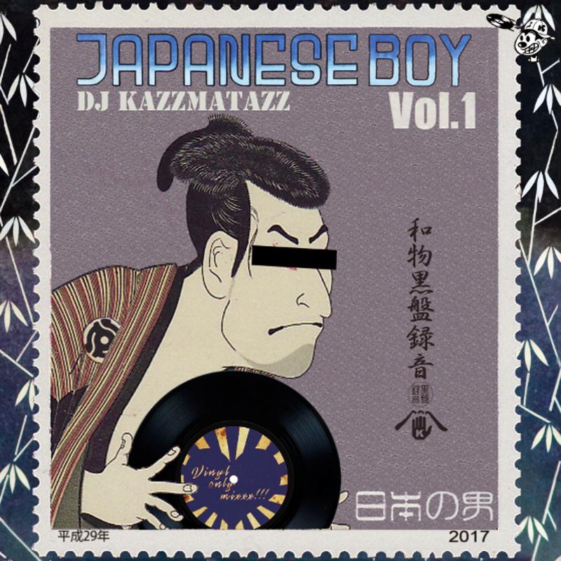 DJ KAZZMATAZZ / JAPANESE BOY [MIX CD]