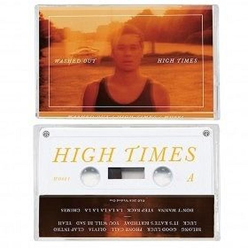 Washed Out / High Times (DELUXE EDITION) [TAPE]
