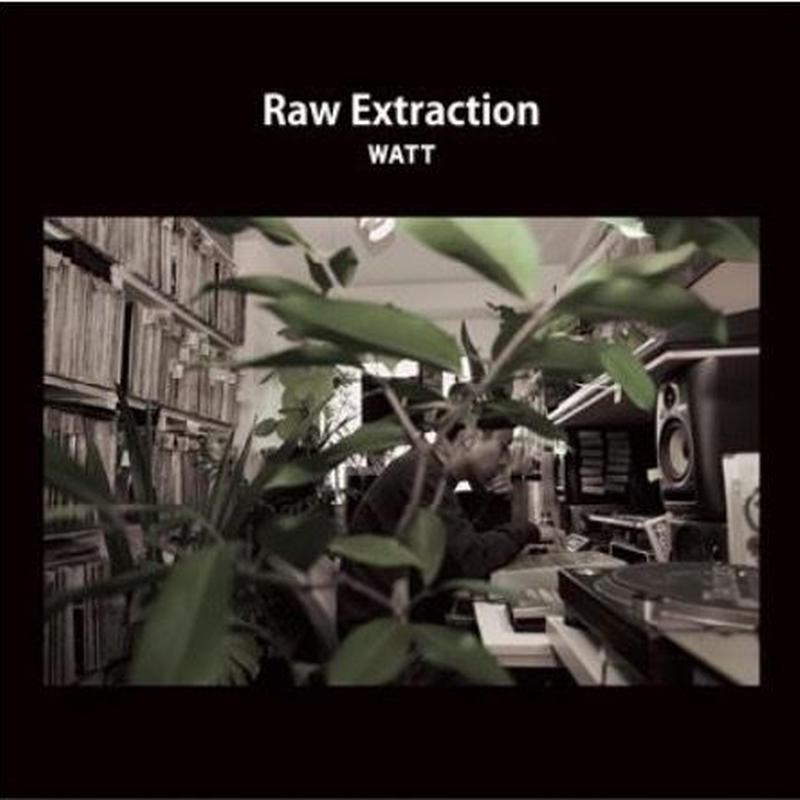 WATT / RAW EXTRACTION [CD]