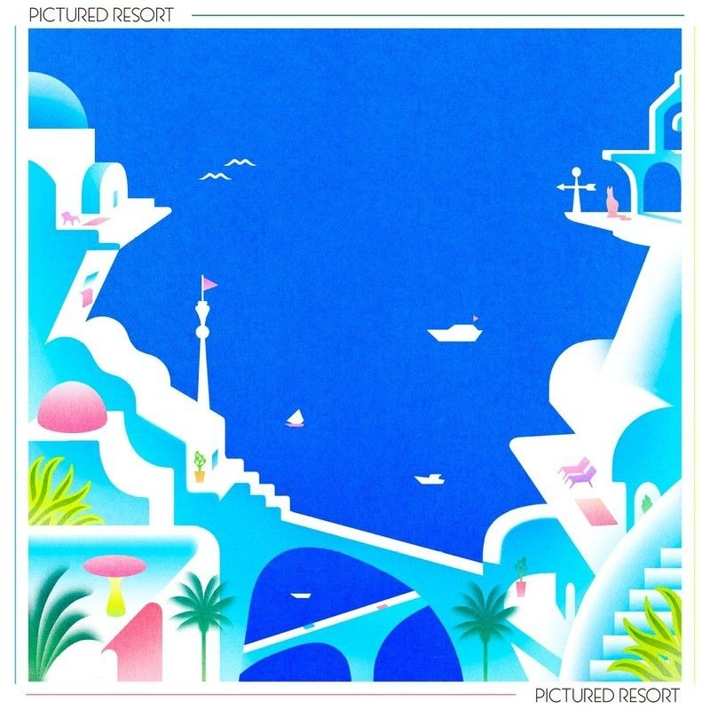 7/3 - Pictured Resort / Pictured Resort [LP]