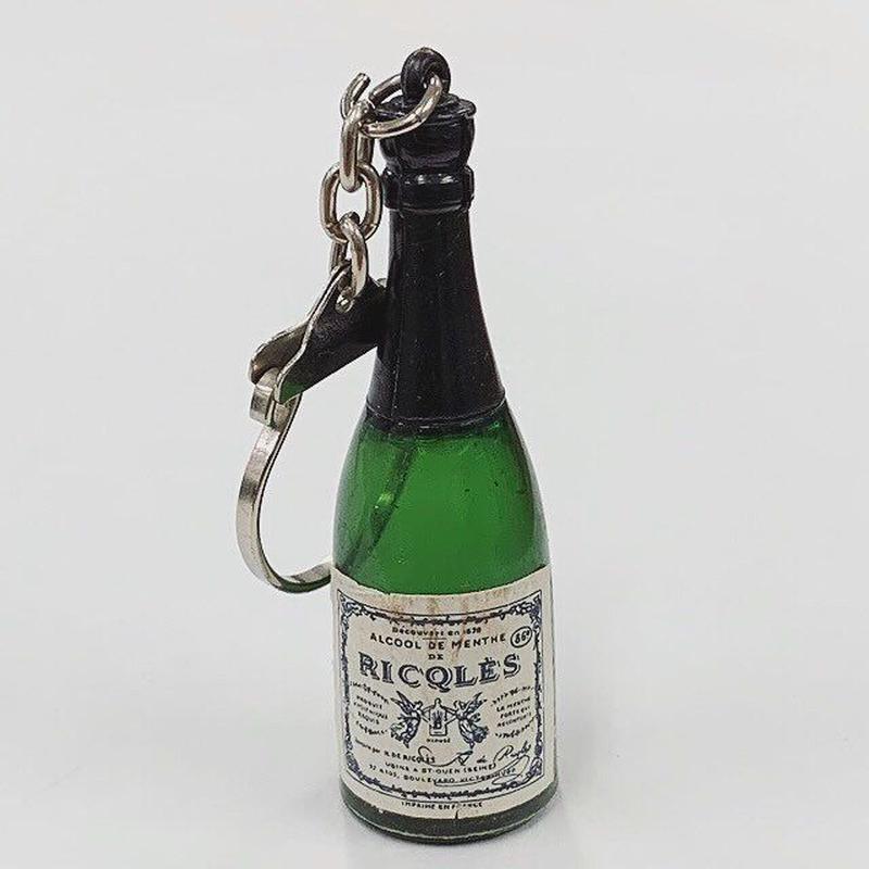 [Keychain]  アンティーク フレンチキーホルダー/RICQLES