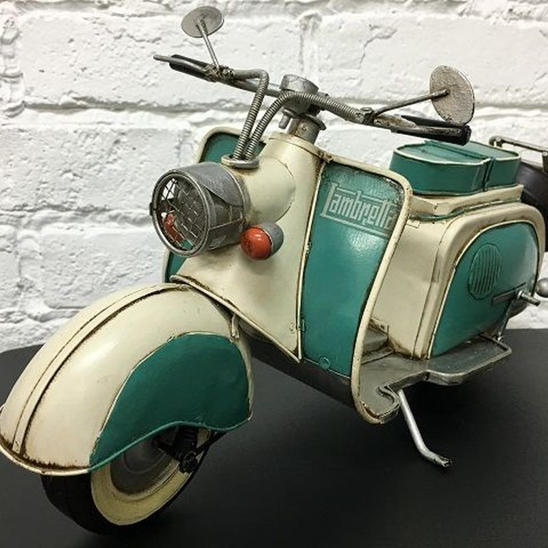 [Toy car]Lambretta LD