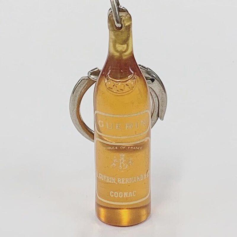 [Keychain]  アンティーク フレンチキーホルダー/L.GUERIN BERNARD & Co.