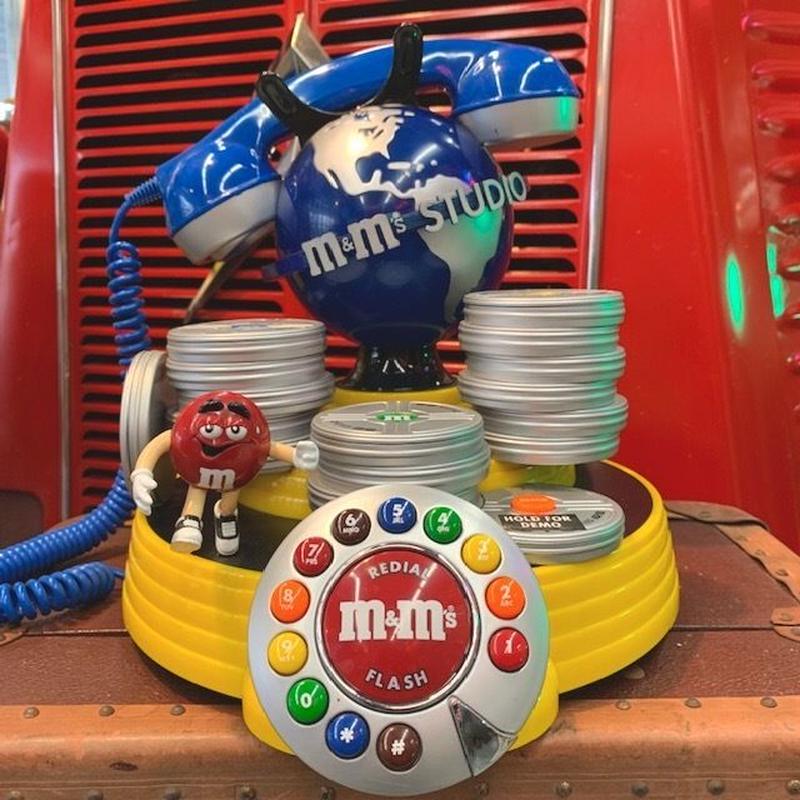 [Telephone] M&M's キャラクターテレフォン / ユニバーサルスタジオコラボ