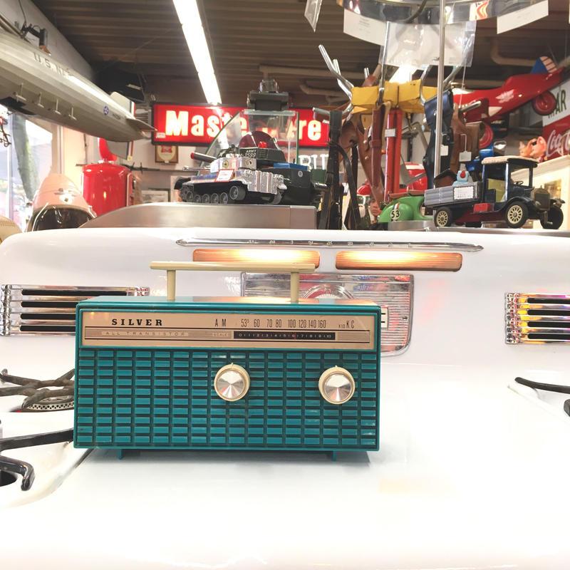 [Radio] ラジオ SILVER AllTransistor