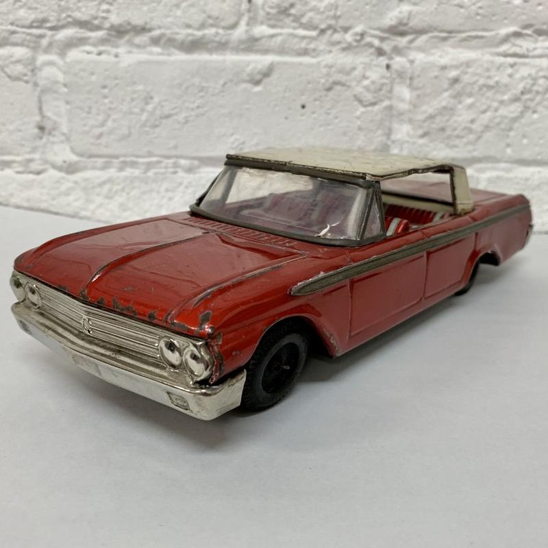 [toy car] ブリキ FORD ギャラクシー