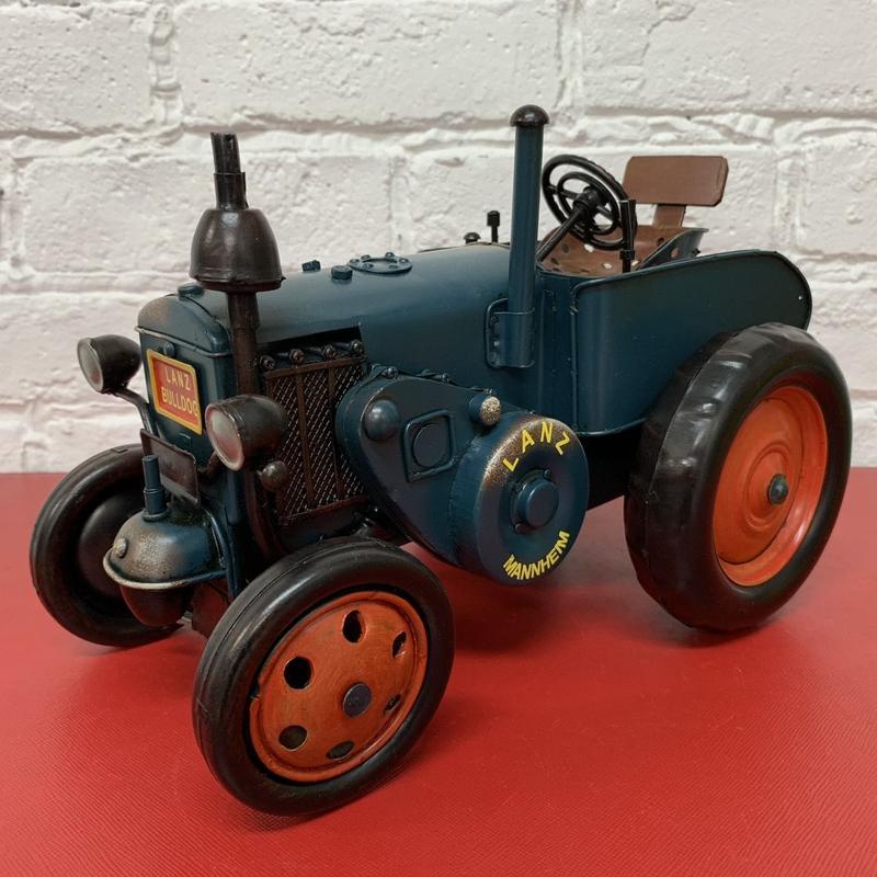 [toy car] ブリキ トラクター ランツブルドッグ