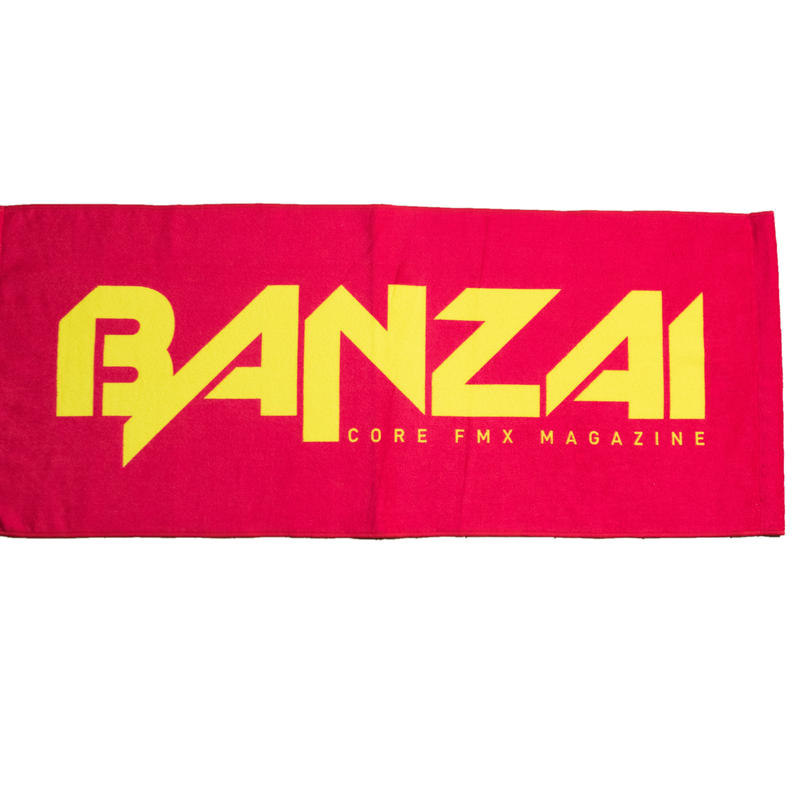 BANZAI スポーツタオル
