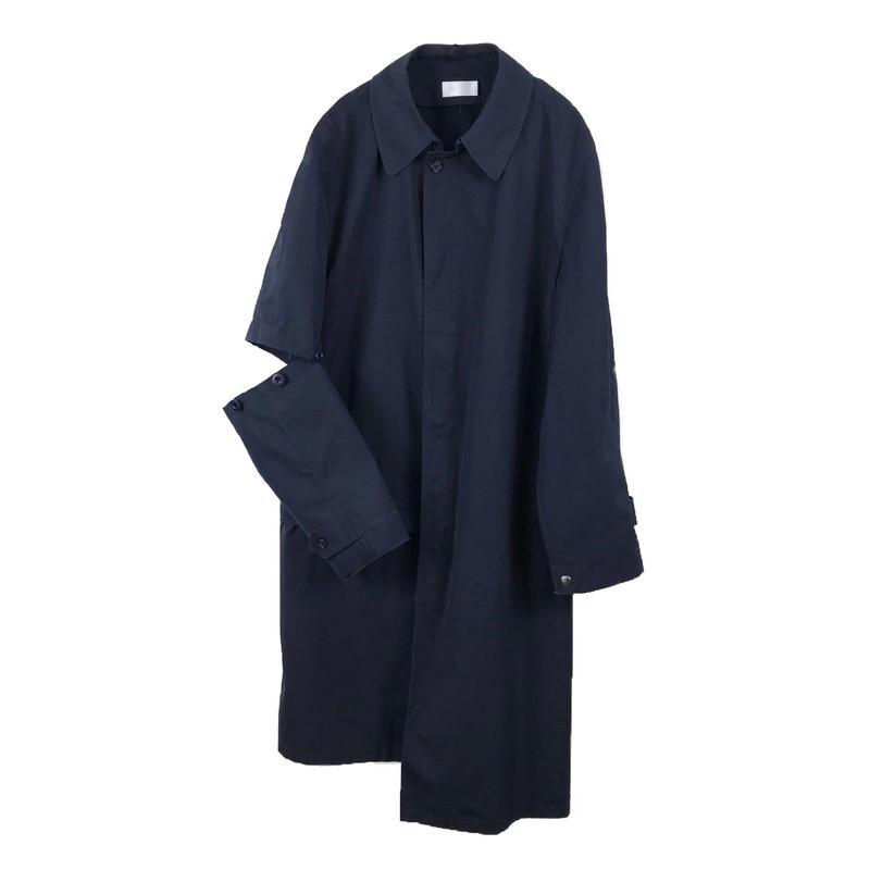 Spring Balmacaan Coat/NV [NOW/NEVER]