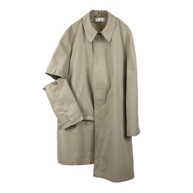Spring Balmacaan Coat/BG [NOW/NEVER]