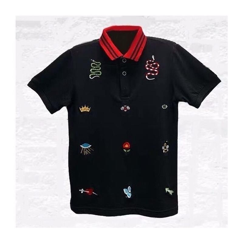 ★ボーイズ刺繍ポロシャツ★
