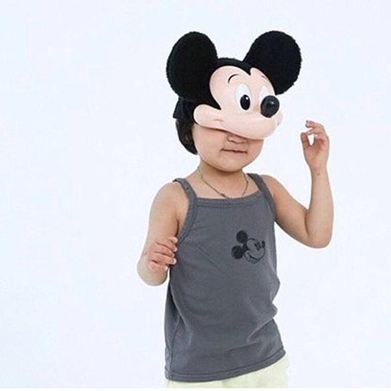 ★ミッキーキャミソール★5カラー(Disney公式商品)