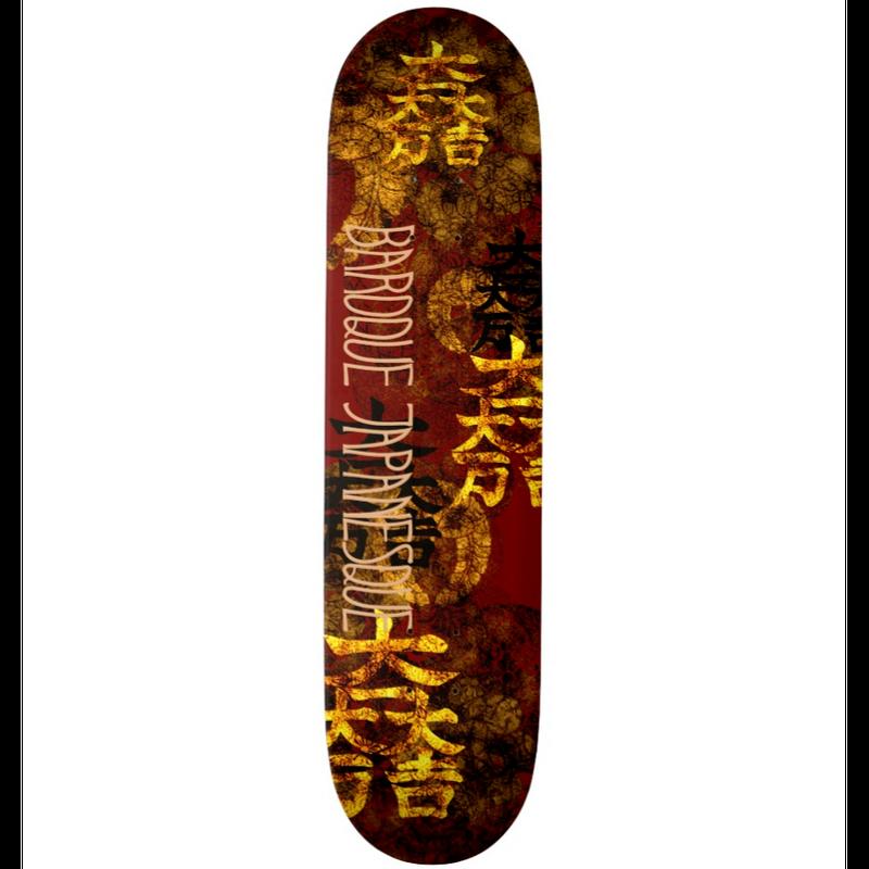 Samurai Shogun Ishida Skateboard