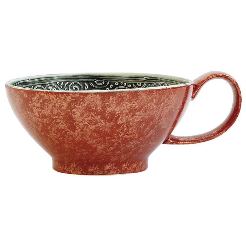 ブロンズ スープカップ