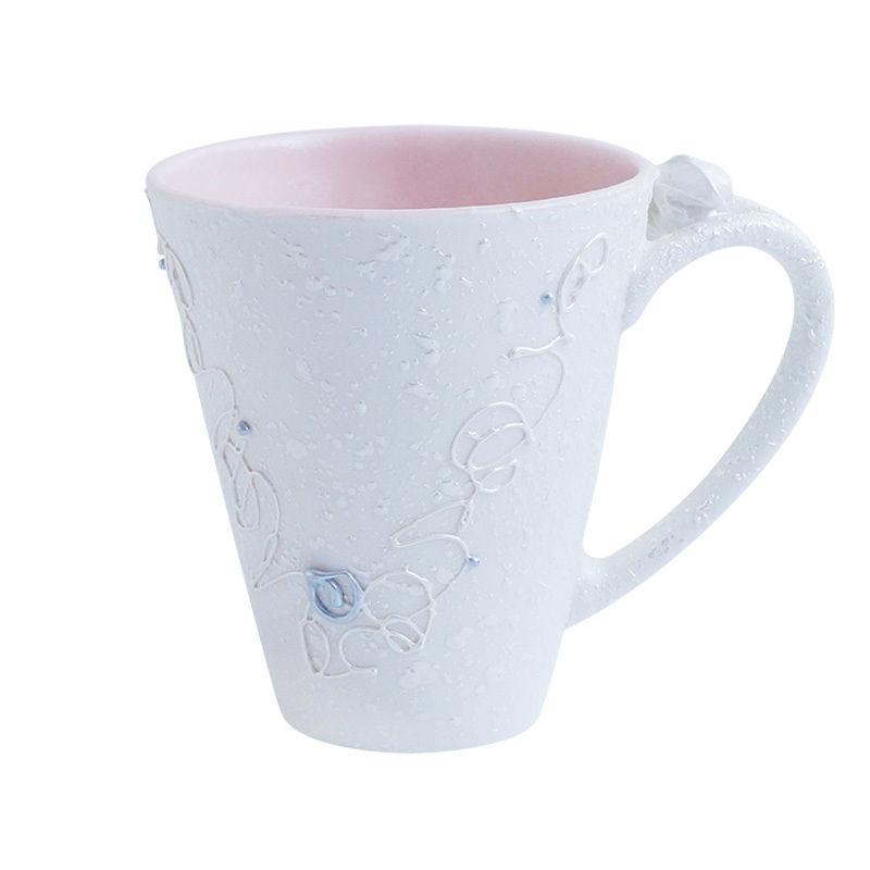 蓮糸 トールマグ ピンク