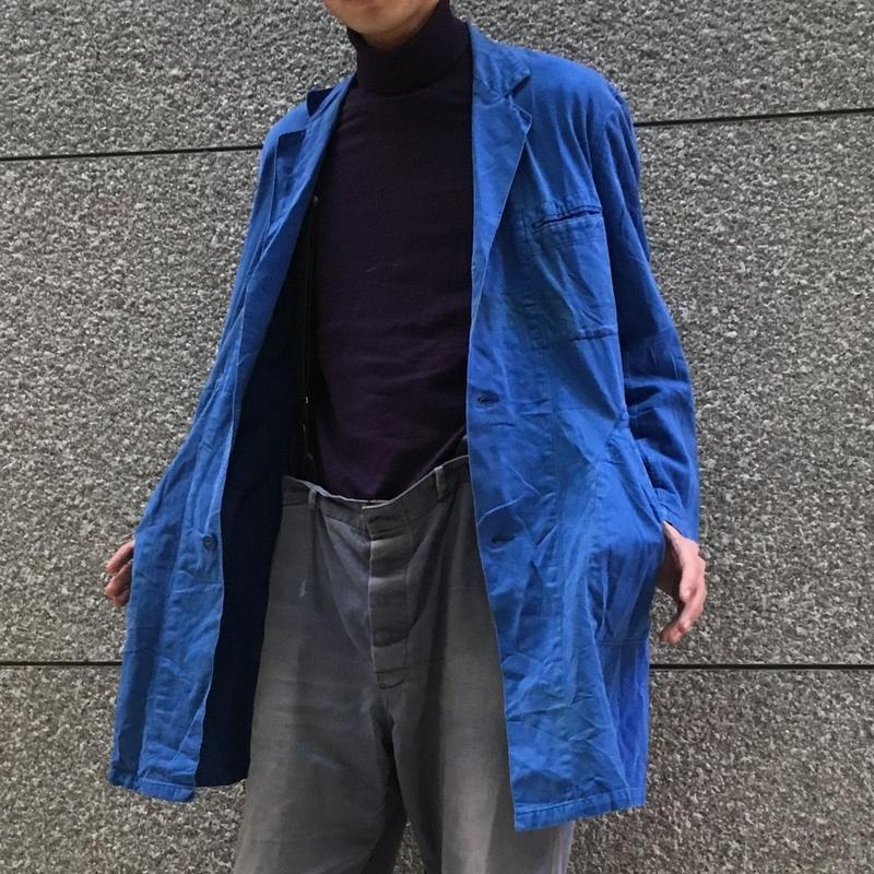 ヴィンテージ  フレンチ ワークコート
