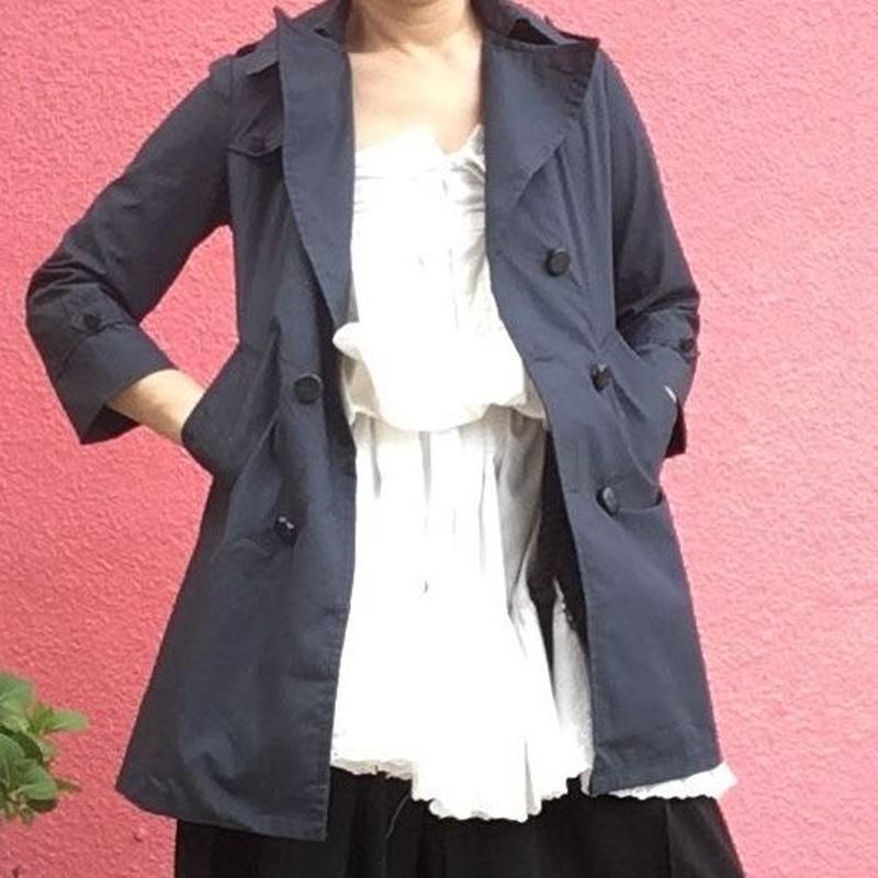 Vintage junior size trench coat