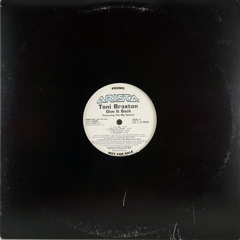 Toni Braxton - Give It Back
