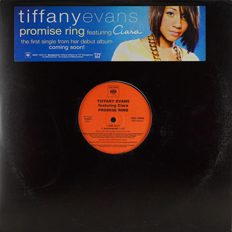 Tiffany Evans - Promise Ring