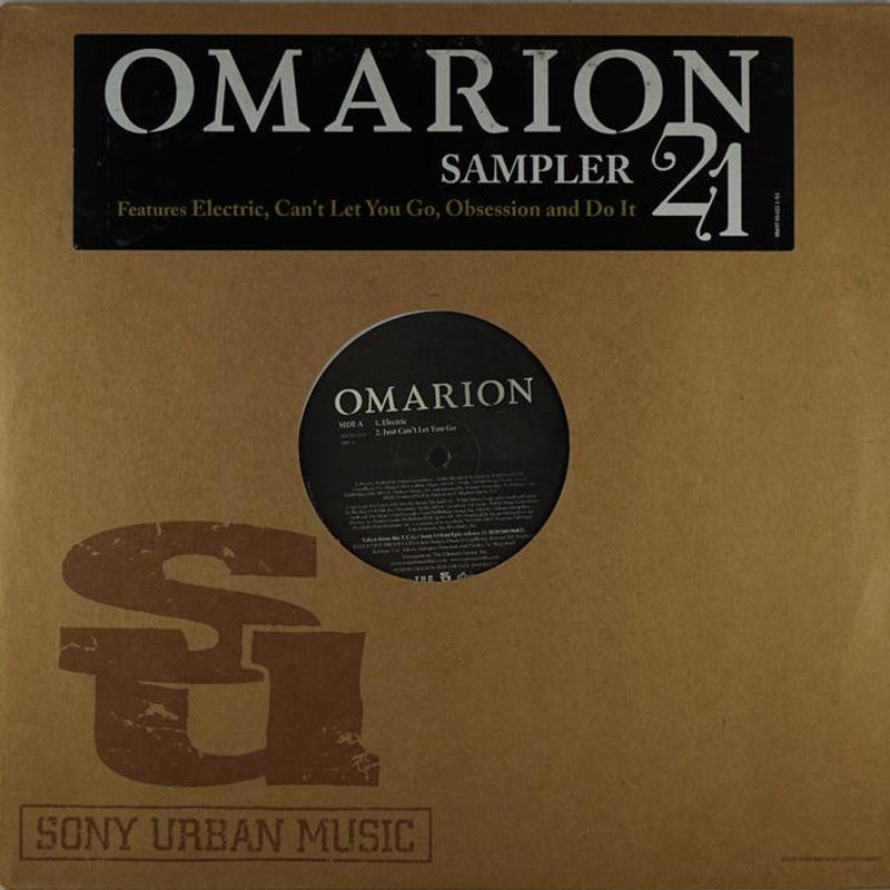 Omarion - Sampler 21