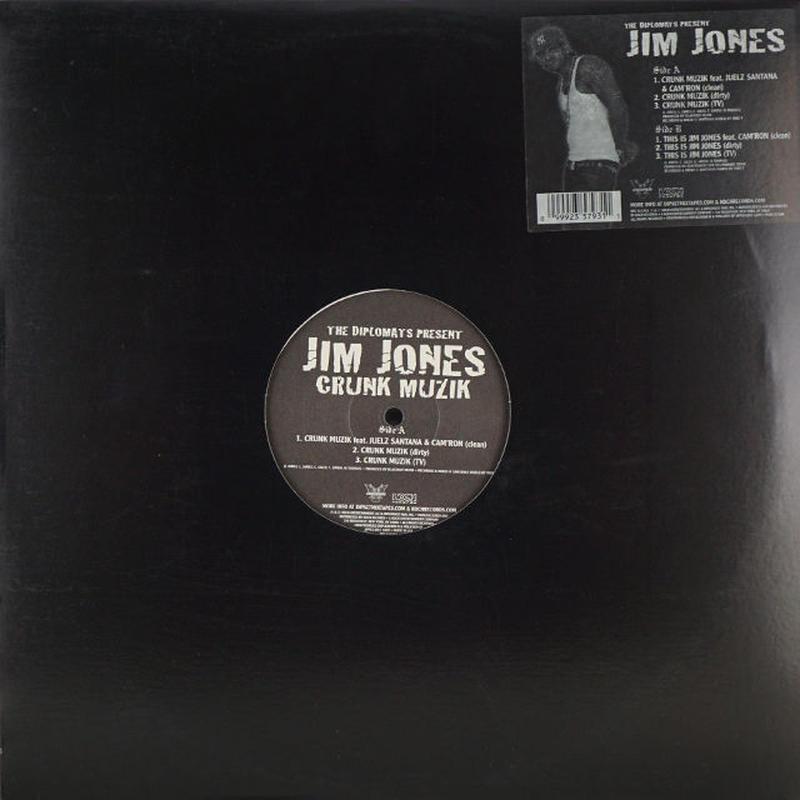 Jim Jones // Crunk Music / This Is Jim Jones