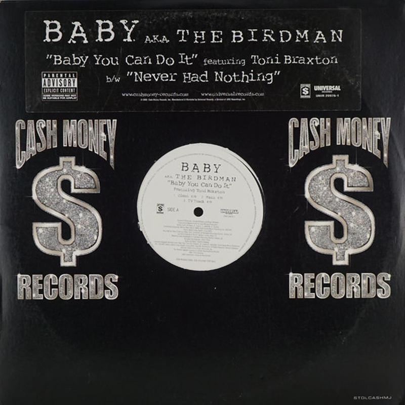 Baby  A.K.A.  The Birdman // Baby You Can Do It