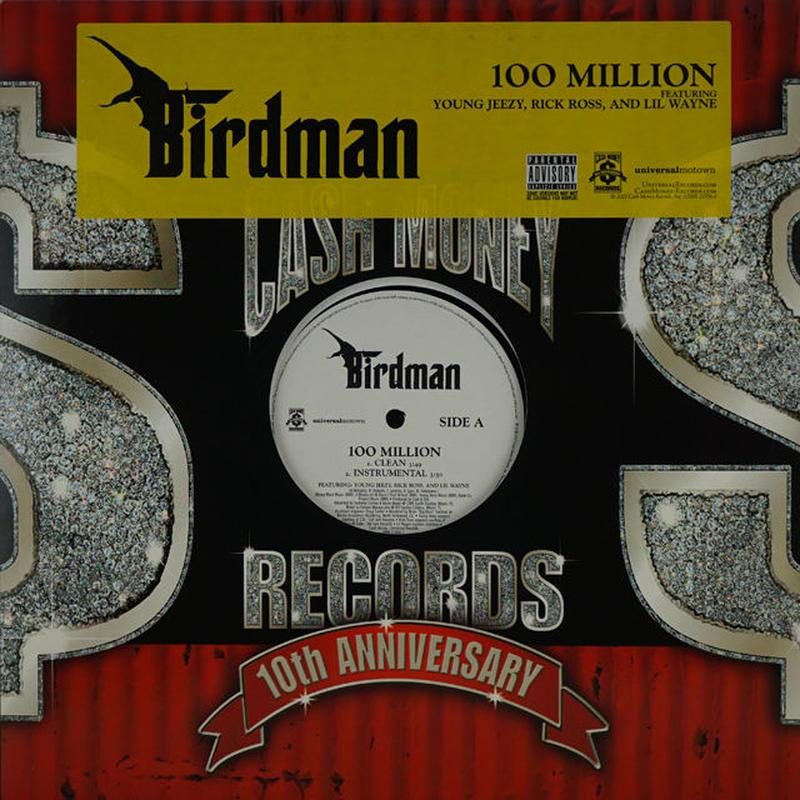 Birdman // 100 Million