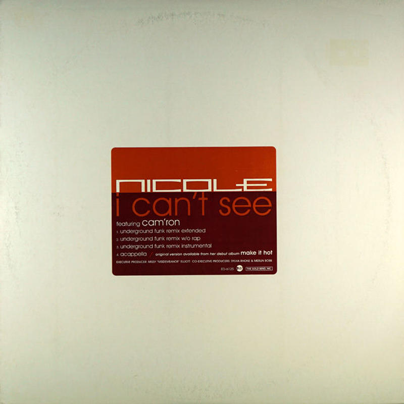 Nicole  - I Can't See